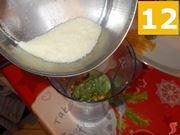 Iniziate a fare il pesto di pistacchi