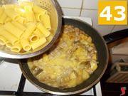 Pasta carciofi