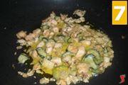 sughetto salmone e zucchine