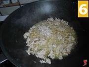 Cuocere la carne