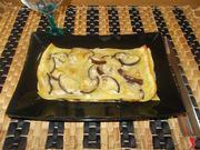 Pasta in bianco al forno