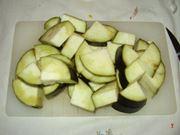 taglio melanzane