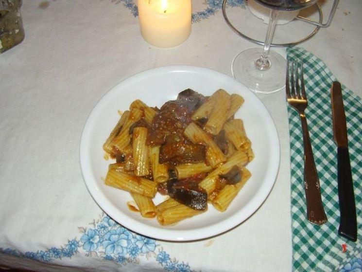 Il piatto finito