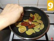 Proseguite la ricetta