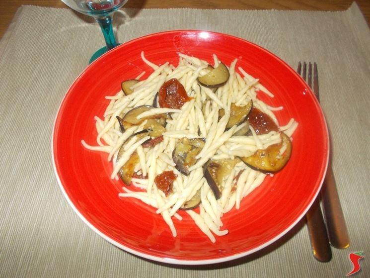 Pasta pomodori secchi