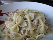 ricette pasta in bianco