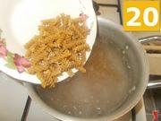 Cottura della pasta integrale