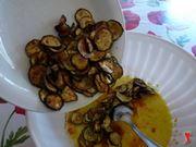 unisco le zucchine all'olio e la bottarga