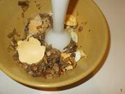 La crema di funghi