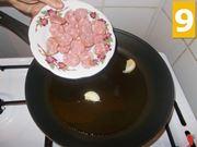 Cottura ingredienti