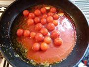 aggiungere i pomodori