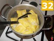 Cuocere i ravioli