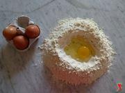 aggiungere uova