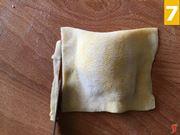 Tagliare la pasta in abbondanza
