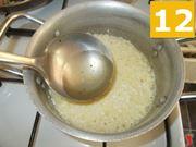 La cottura del riso