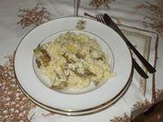 Il risotto ai carciofi
