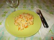 Il risotto con le carote