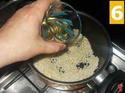 Tostate il riso