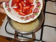 Le fragole nel riso