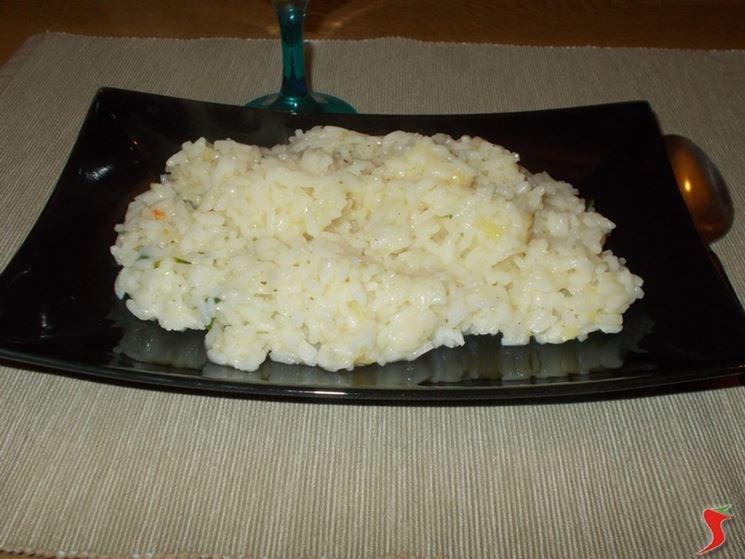 Il risotto alla parmigiana