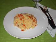 Il risotto ai peperoni