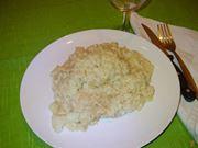Il risotto alle pere