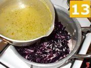 Cuocere il risotto
