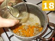La tostatura del riso
