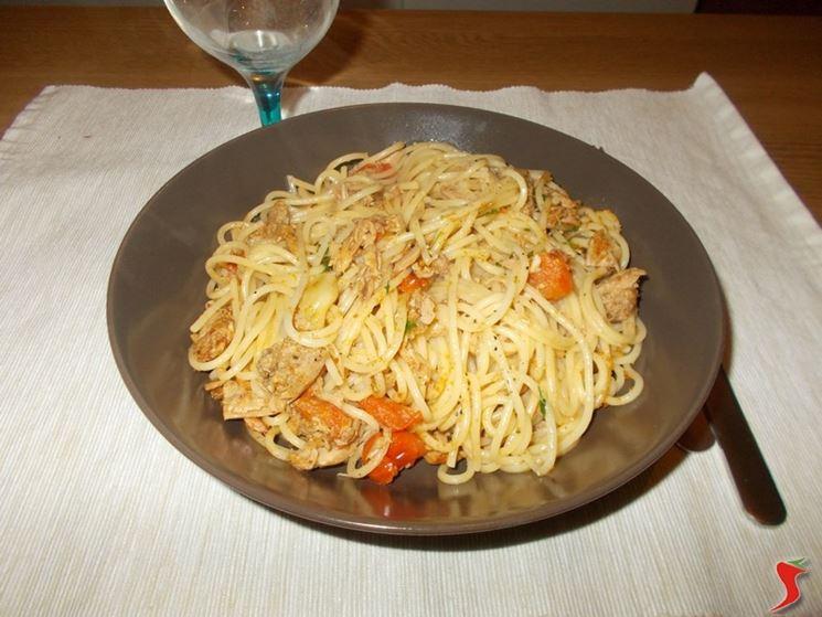 spaghetti alla bottarga