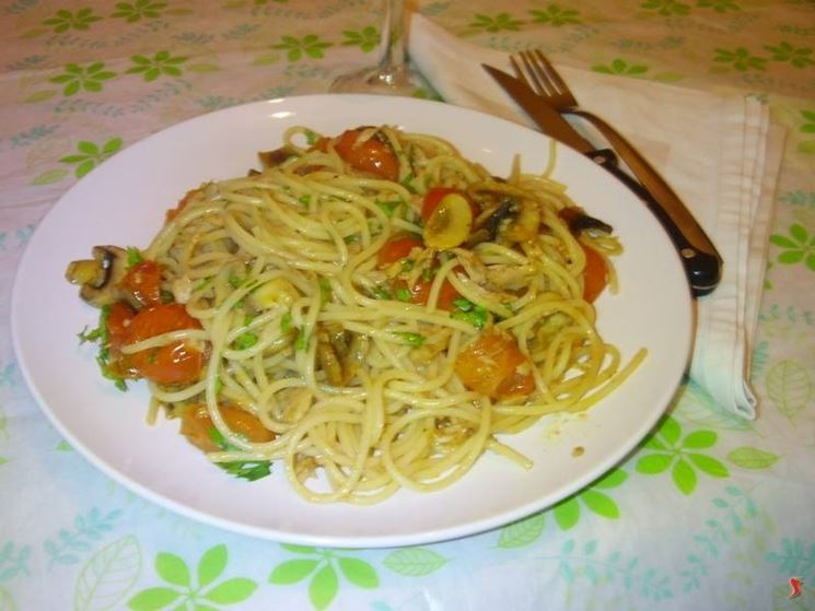 Gli spaghetti alla carrettiera
