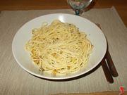 Gli spaghetti alle noci