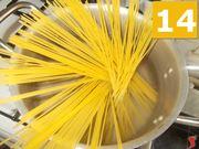 Cottura degli spaghetti