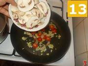 Cuocere i funghi
