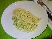 Gli spaghetti al limone