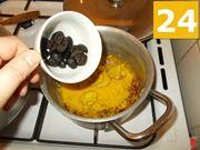 Terminare la cottura del pollo