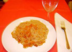 spaghetti sugo