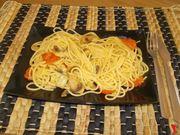 Spaghetti veloci