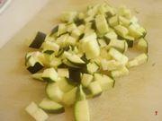 taglio zucchine