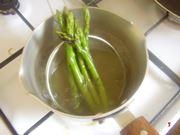 lessare gli asparagi