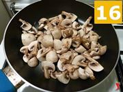 cottura dei funghi