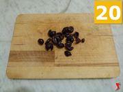 snocciolare olive