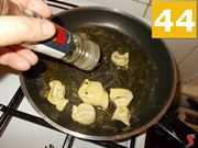 Tortellini ricotta e spinaci