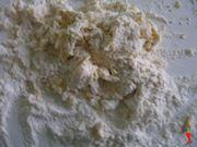 unire uovo e farina