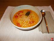 Ricetta zuppa farro