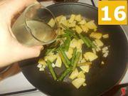 La cottura della zuppa