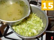zuppa cetrioli