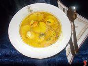 Zuppa di gamberi