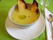 zuppa patate
