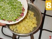 La cottura degli ingredienti