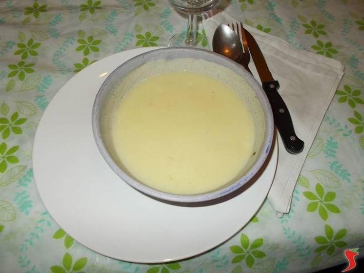 La zuppa di porro